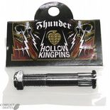 THUNDER Hollow Chromoly Kingpin & Nut Skateboard x1 Single Light Weight